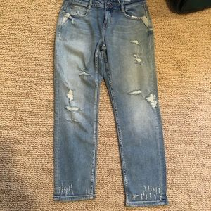 Zara relaxed fit jeans USA size 4